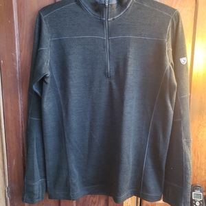 KUHL NWOT Womans 1/4 zip size small